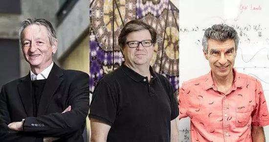 人工智能划时代一天!深度学习三巨头获2018年图灵奖