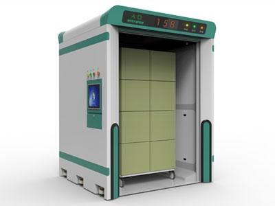 超高频RFID批量识别通道机